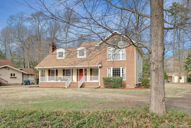 123 Barclay Crescent, Smithfield, VA 23430 (#2000209) :: The Bell Tower Real Estate Team
