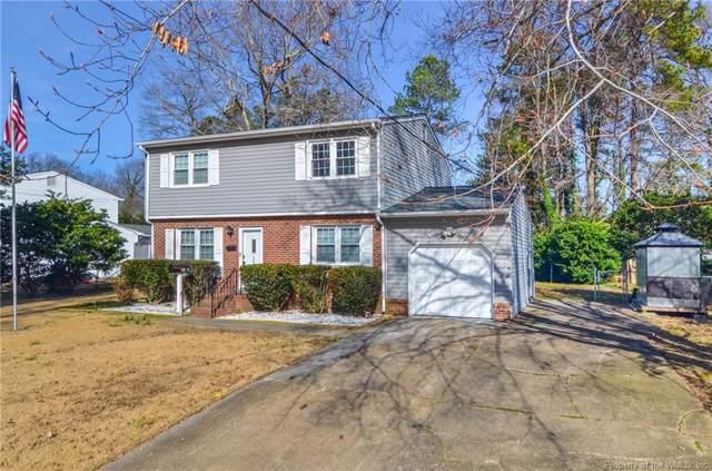 84 W Rexford Drive, Newport News, VA 23608 (MLS #2000217) :: Chantel Ray Real Estate