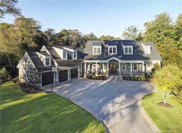 3233 Fowlers Lake Road, Williamsburg, VA 23185 (MLS #2000219) :: Chantel Ray Real Estate