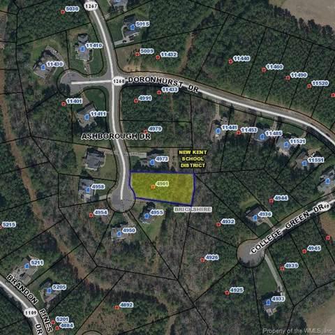 4961 Ashborough Drive, Providence Forge, VA 23140 (MLS #2000241) :: Chantel Ray Real Estate