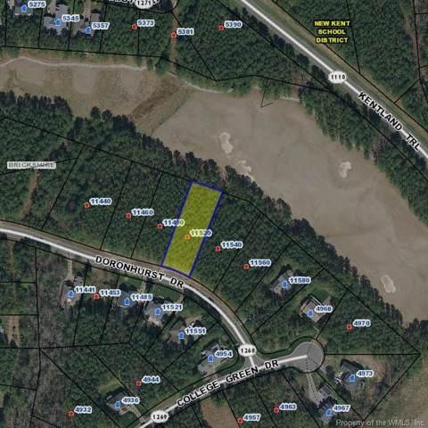 11520 Doronhurst Drive, Providence Forge, VA 23140 (MLS #2000268) :: Chantel Ray Real Estate