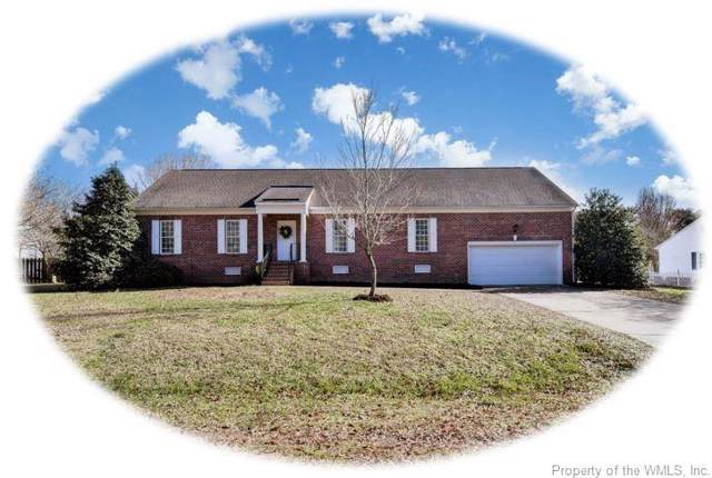 126 Country Club Drive, Williamsburg, VA 23188 (MLS #2000276) :: Chantel Ray Real Estate