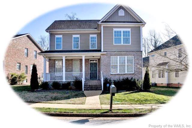 5547 Brixton Road, Williamsburg, VA 23185 (MLS #2000277) :: Chantel Ray Real Estate