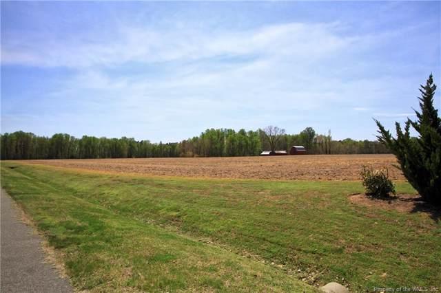 Lot 4 Gordon Pond Road, New Kent, VA 23011 (MLS #2000279) :: Chantel Ray Real Estate