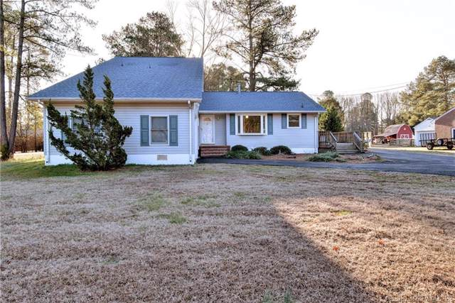 36 Pasture Road, Poquoson, VA 23662 (#2000280) :: Abbitt Realty Co.