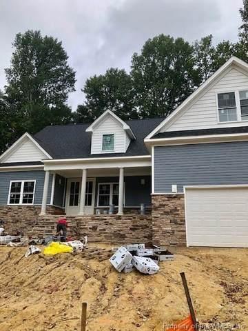 5519 Westmoreland Drive, Williamsburg, VA 23188 (MLS #2000287) :: Chantel Ray Real Estate
