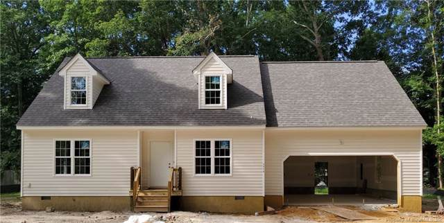 164 Bush Springs Road, Toano, VA 23168 (MLS #2000292) :: Chantel Ray Real Estate