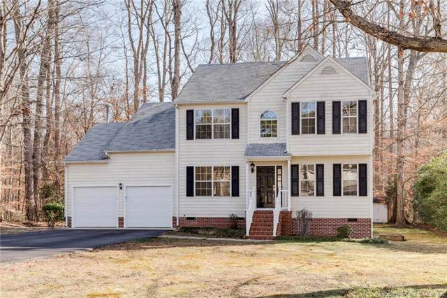 7572 Vincent Drive, Toano, VA 23168 (MLS #2000320) :: Chantel Ray Real Estate