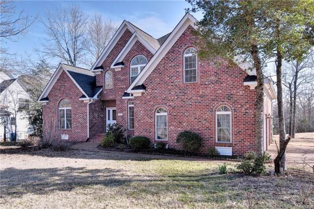 3844 Philip Ludwell, Williamsburg, VA 23188 (MLS #2000329) :: Chantel Ray Real Estate