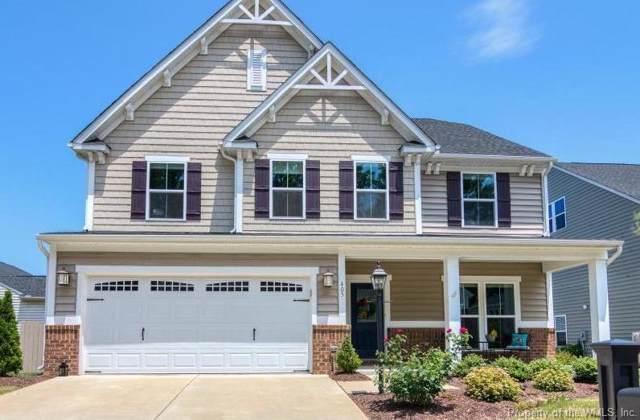 405 Caroline Circle, Williamsburg, VA 23185 (MLS #2000336) :: Chantel Ray Real Estate