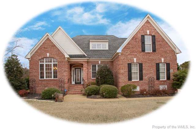 4009 Galverneck, Williamsburg, VA 23188 (MLS #2000368) :: Chantel Ray Real Estate