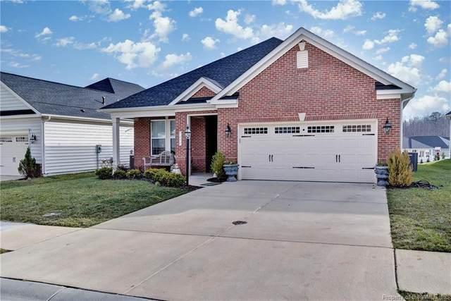 3855 Woodruff Road, Williamsburg, VA 23188 (MLS #2000375) :: Chantel Ray Real Estate