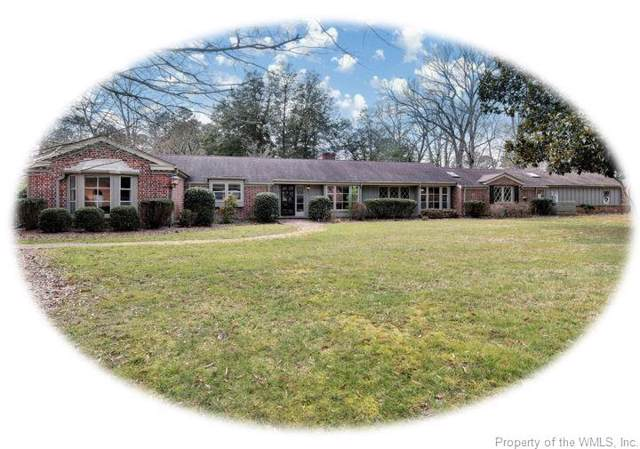 130 Berkeley Lane, Williamsburg, VA 23185 (MLS #2000386) :: Chantel Ray Real Estate