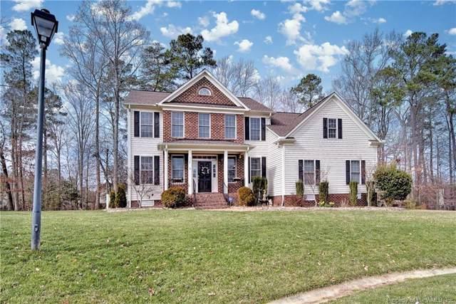 5547 Pennington Place, Williamsburg, VA 23188 (MLS #2000391) :: Chantel Ray Real Estate