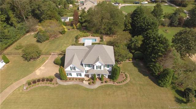 106 Shady Bluff Point, Williamsburg, VA 23188 (MLS #2000401) :: Chantel Ray Real Estate