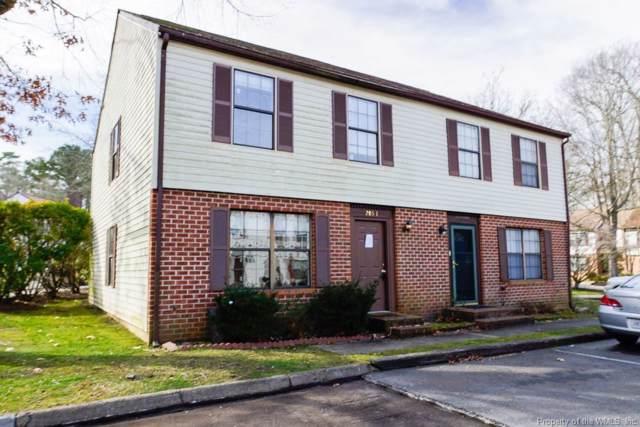 285 Merrimac Trail #1, Williamsburg, VA 23185 (MLS #2000403) :: Chantel Ray Real Estate