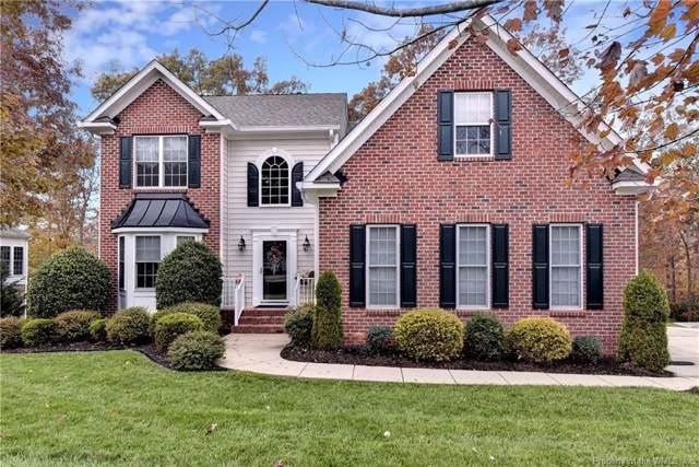 9309 Marrin Court, Toano, VA 23168 (MLS #2000405) :: Chantel Ray Real Estate