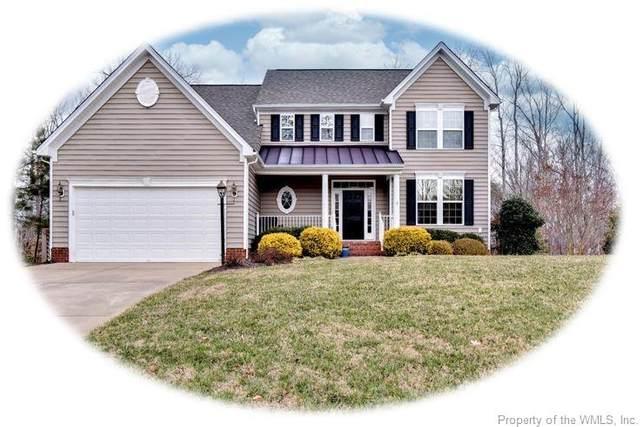 3286 Newland Court, Toano, VA 23168 (MLS #2000452) :: Chantel Ray Real Estate