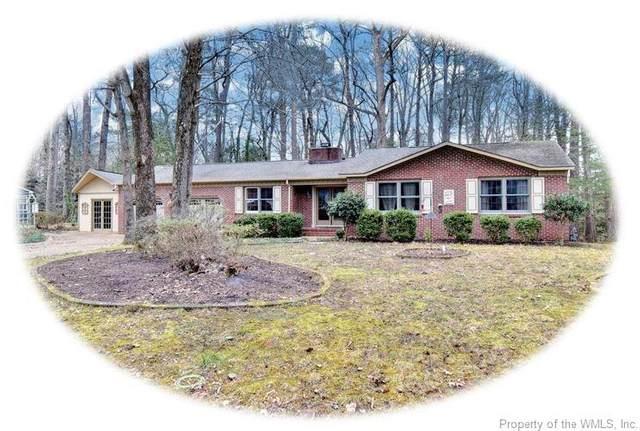 9 Langhorne Road, Newport News, VA 23606 (MLS #2000467) :: Chantel Ray Real Estate