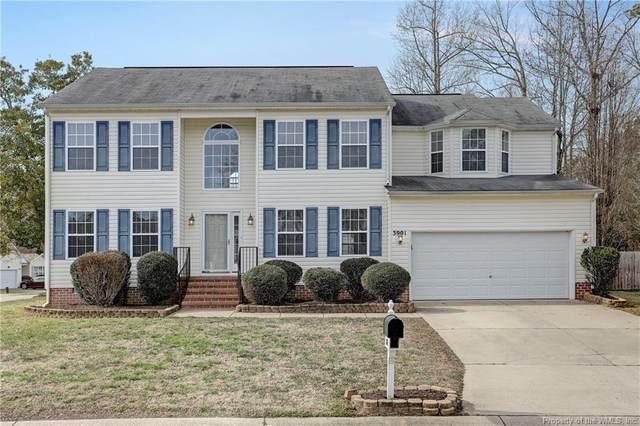 3901 Matthew Circle, Williamsburg, VA 23185 (MLS #2000468) :: Chantel Ray Real Estate