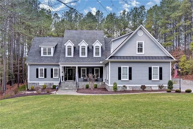 5108 Brandon Pines Drive, Providence Forge, VA 23140 (MLS #2000478) :: Chantel Ray Real Estate