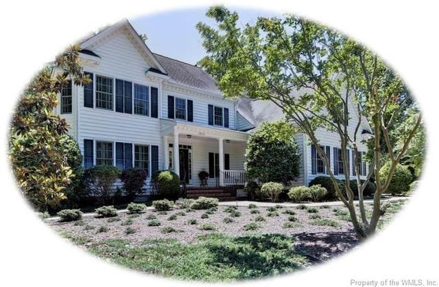 3322 Running Cedar Way, Williamsburg, VA 23188 (MLS #2000479) :: Chantel Ray Real Estate