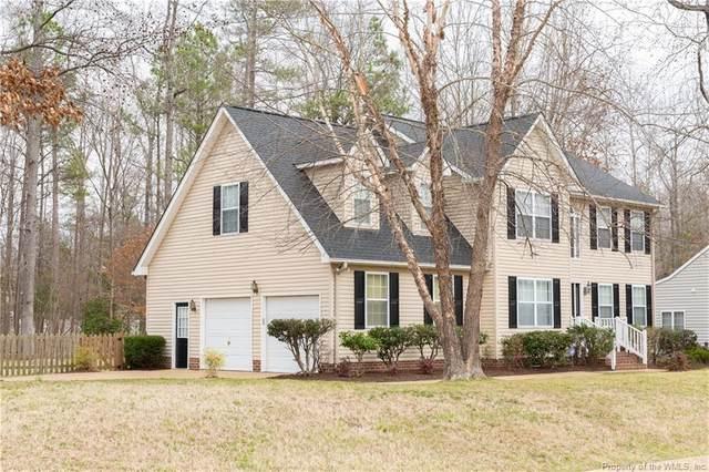 4996 Westmoreland Drive, Williamsburg, VA 23188 (MLS #2000488) :: Chantel Ray Real Estate