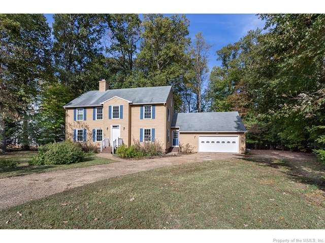 106 Greenbrier, Williamsburg, VA 23185 (MLS #2000492) :: Chantel Ray Real Estate