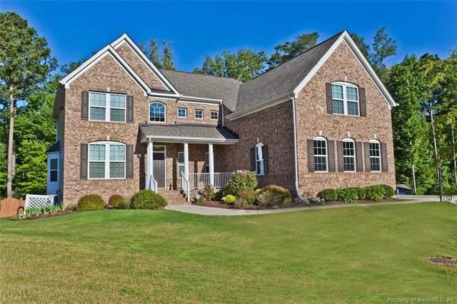 9332 Ashwood Court, Toano, VA 23168 (MLS #2000501) :: Chantel Ray Real Estate