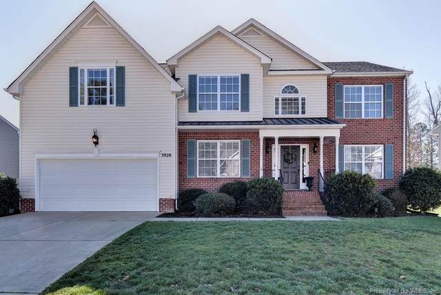 3928 St Erics Turn, Williamsburg, VA 23185 (MLS #2000508) :: Chantel Ray Real Estate