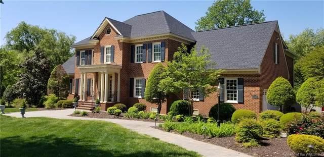 2729 Jockeys Neck Trail, Williamsburg, VA 23185 (MLS #2000516) :: Chantel Ray Real Estate