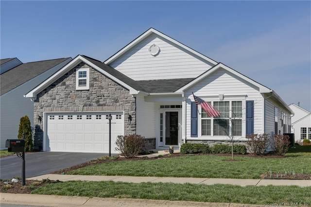 8315 E Lord Botetourt Loop, New Kent, VA 23124 (MLS #2000519) :: Chantel Ray Real Estate