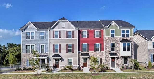 7531 Luminary Drive 16A, Williamsburg, VA 23188 (MLS #2000530) :: Chantel Ray Real Estate