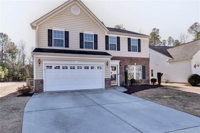 10813 White Dogwood Drive, Providence Forge, VA 23140 (MLS #2000552) :: Chantel Ray Real Estate