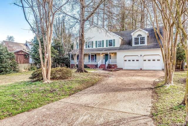 363 Lynchburg Drive, Newport News, VA 23606 (MLS #2000554) :: Chantel Ray Real Estate