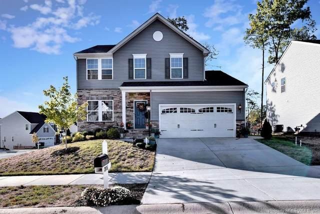 7806 Arbor Ponds Terrace, New Kent, VA 23124 (MLS #2000567) :: Chantel Ray Real Estate