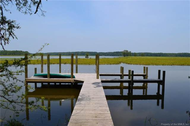 7572 Uncles Neck, Toano, VA 23168 (MLS #2000569) :: Chantel Ray Real Estate