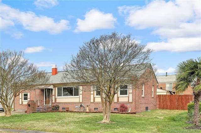 5012 Cay Street, Hampton, VA 23605 (MLS #2000571) :: Chantel Ray Real Estate