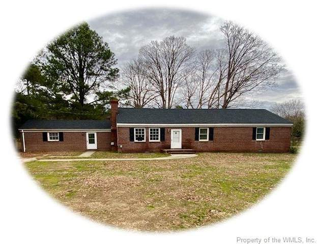 3412 Foxridge Road, Williamsburg, VA 23188 (MLS #2000577) :: Chantel Ray Real Estate