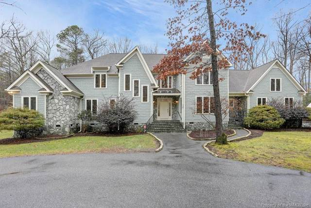 120 Lynette Drive, Williamsburg, VA 23188 (MLS #2000580) :: Chantel Ray Real Estate