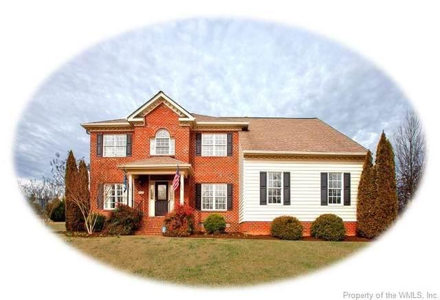 4068 Dunbarton Circle, Williamsburg, VA 23188 (MLS #2000581) :: Chantel Ray Real Estate