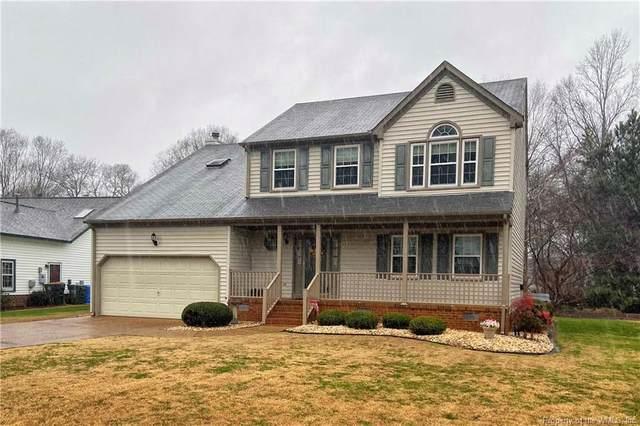 202 Monty, Yorktown, VA 23693 (MLS #2000594) :: Chantel Ray Real Estate