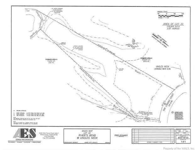 7400 Oak Landing Court, Toano, VA 23168 (MLS #2000598) :: Chantel Ray Real Estate
