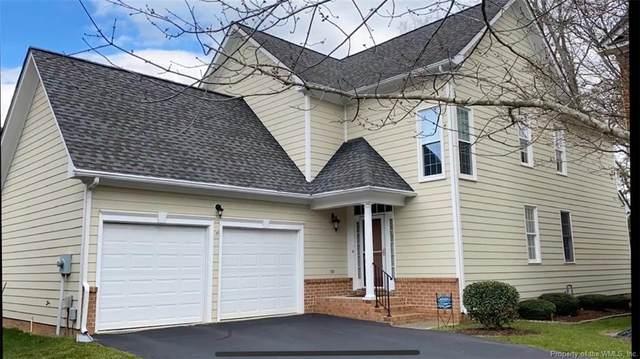 213 Shaindel Drive, Williamsburg, VA 23185 (MLS #2000603) :: Chantel Ray Real Estate