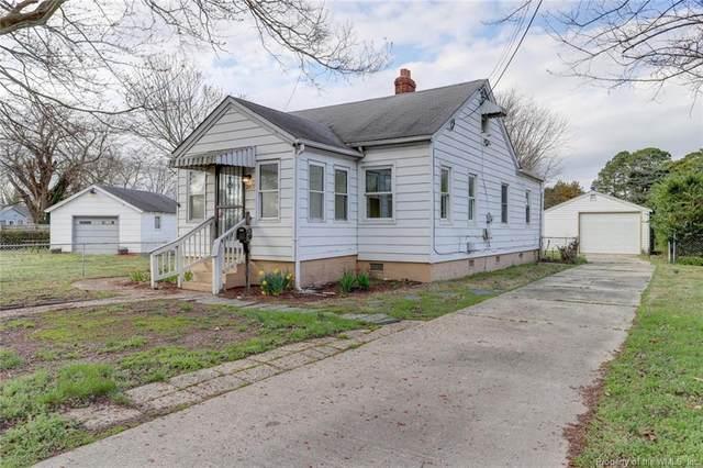 2807 Victoria Boulevard, Hampton, VA 23661 (MLS #2000605) :: Chantel Ray Real Estate