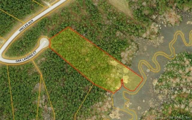 7408 Oak Landing Court, Toano, VA 23168 (MLS #2000625) :: Howard Hanna