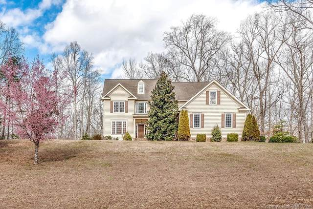 8140 Wrenfield Drive, Williamsburg, VA 23188 (MLS #2000631) :: Chantel Ray Real Estate