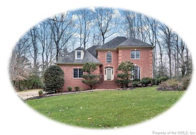 244 Yorkshire Drive, Williamsburg, VA 23185 (#2000656) :: Abbitt Realty Co.