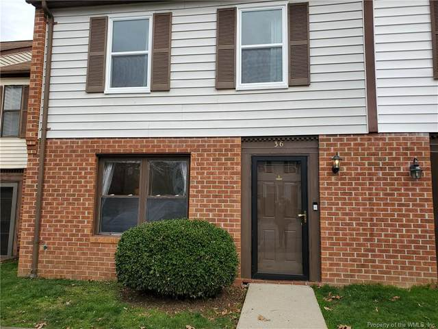 285 Merrimac Trail #36, Williamsburg, VA 23185 (MLS #2000662) :: Chantel Ray Real Estate