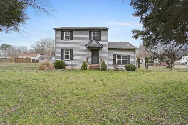 3924 Ropers Church Road, Lanexa, VA 23089 (MLS #2000666) :: Chantel Ray Real Estate